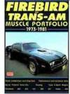 Firebird and Trans-Am Muscle Portfolio 1973-1981
