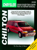 Dodge Caravan, Plymouth Voyager & Chrysler Town&Country (84-95) (SLEVA)