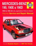 Mercedes-Benz W201 190/190E/190DD (83-93) (SOFTBACK)