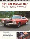 101 GM Muscle Car Performance Projects (SLEVA)