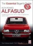 Alfa Romeo Alfasud – All saloon models 1971 to 1983 & Sprint models 1976 to 1989