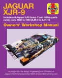 Jaguar XJR-9 Owners' Workshop Manual 1985-1993 (XJR-5 to XJR-17)