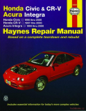 Honda Civic / CR-V / Acura Integra (94-00)