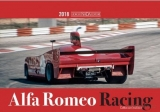 Alfa Romeo Racing 2018 Calendar (Collector's Edition)