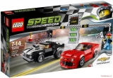 Chevrolet Camaro Dragster LEGO SPEED Champions 75874 STAVEBNICE
