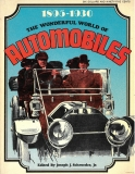The wonderful world of automobiles 1895-1930
