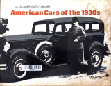 American Cars of the 1930s