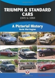 Triumph & Standard Cars 1945 to 1984