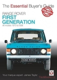 Range Rover - First Generation models 1970 to 1996