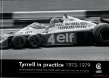 Tyrrel in practice 1973 - 1979