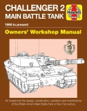 Challenger 2 Main Battle Tank Manual - 1998 to present