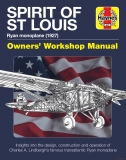 Spirit of St Louis Manual - Ryan Monoplane  (1927)