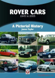 Rover Cars 1945 to 2005