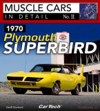 1970 Plymouth Superbird - Muscle Cars In Detail No. 11