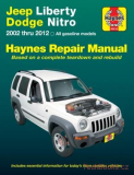 Jeep Cherokee / Liberty & Dodge Nitro (02-12)