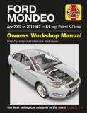 Ford Mondeo III (07-14)