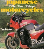 Japanese Motorcycles - 100 hp/11sec./150mph