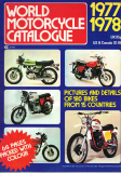 1977/1978 - World Motorcycle Catalogue