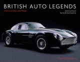 British Auto Legends (Paperback) (SLEVA)