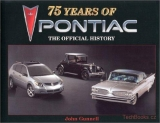 75 years of Pontiac