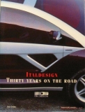 Italdesign - Thirty Years on the Road