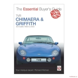 TVR Chimaera and Griffith: All models 1992 to 2003