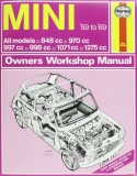 Austin Mini / Riley Elf / Wolseley Hornet (59-69) (Hardback)