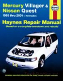 Mercury Villager / Nissan Quest (93-01)