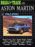 Road & Track on Aston Martin 1962-1990