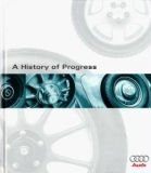 Audi: A history of Progress