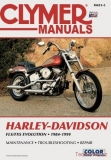Harley-Davidson FXS / FLS Big Twin Evolution (84-99)