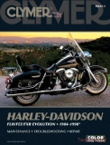 Harley-Davidson FLH / FLT / FXR Big Twin Evolution (84-98)