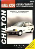 Chevrolet Sprint & GEO Metro/Swift (85-93)