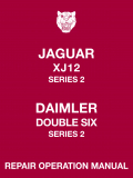 Jaguar XJ12 Series-2/Daimler Double Six