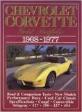 Chevrolet Corvette Gold Portfolio 1968-77