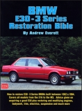 BMW 3-Series E30 - Restoration Bible