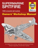 Supermarine Spitfire Manual 1936 onwards (all marks)