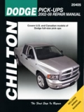 Dodge Ram Full-size Pick-ups (02-08)
