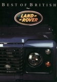 DVD: Land Rover - Best of British
