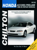 Honda Accord / Prelude (96-00)