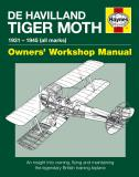 De Havilland Tiger Moth Manual 1931 - 1945 (all marks)