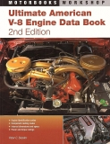 Ultimate American V-8 Engine Data Book: 2nd Edition