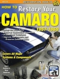 Chevrolet Camaro: How To Restore Your Camaro 1967-1969