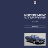 Mercedes-Benz SL & SLC – W107-series 1971 to 1989