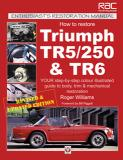 How to Restore Triumph TR5, TR250 & TR6