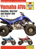 Yamaha Banshee Warrior & Raptor ATVs (87-10)