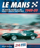 Le Mans 24 Hours: The Official History 1949-59 (Originál)