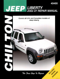 Jeep Cherokee / Liberty (02-07)