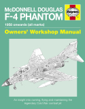 McDonnell Douglas F-4 Phantom Manual (Hardback)