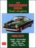 VW Karmann Ghia Gold Portfolio 1955-1974